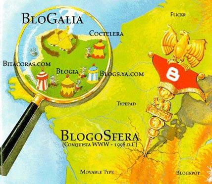 Promoción Online, Publicidad en la Blogosfera