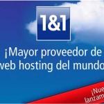 Hosting 1&1 invertir más en soporte al cliente y no tanto en TV por favor